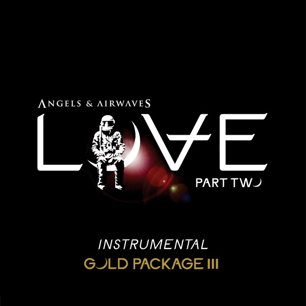Angels And Airwves - Love Part 2 Instrumental